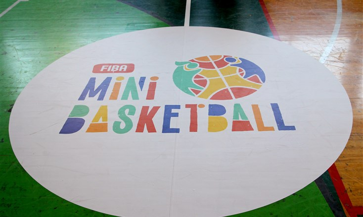 Mini Basketball event growing grassroots basketball in Oceania