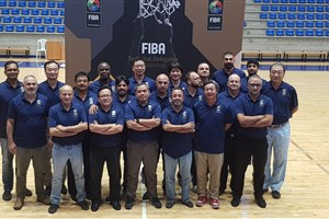 Technical Delegates and Game Directors Workshop concludes in Beirut in preparation for FIBA Asia Cup 2021 Qualifiers