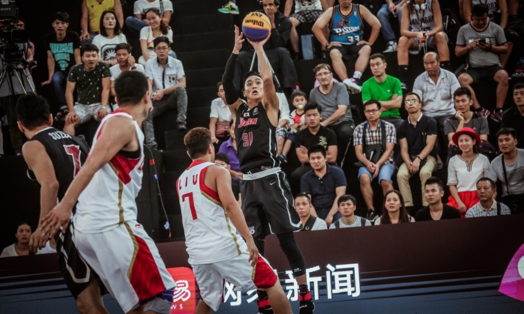 24 teams to participate in FIBA 3x3 Asia Cup 2017