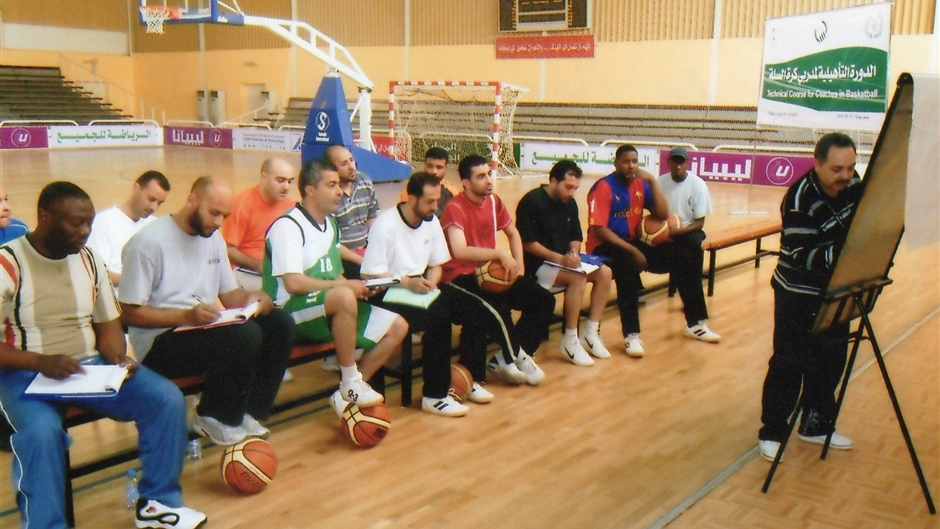 african coaches training - fiba.basketball