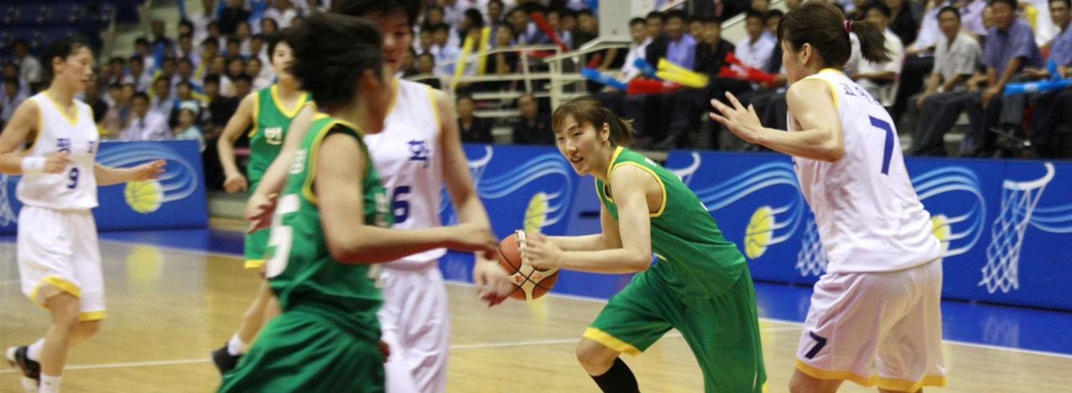 North and South Korea to field unified women's basketball team at the Asian Games 2018