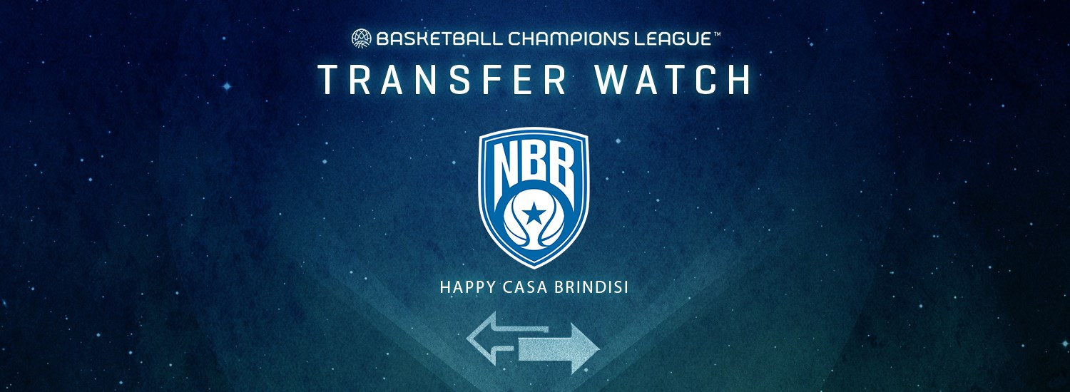 Happy Casa Brindisi Transfer News - Basketball Champions League ...