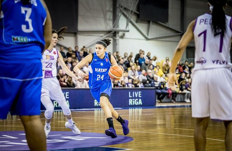 Calendario Europei Basket 2020.Eurocup Women 2020 Fiba Basketball