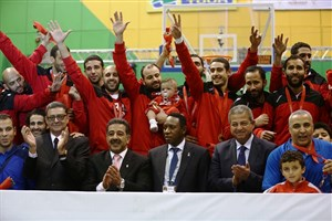 Al Ahly Sporting Club - winner of 2016 FIBA Africa Champions Cup
