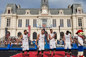 Serbia\'s men and Russia\'s women win FIBA 3x3 Europe Cup France Qualifier 2017