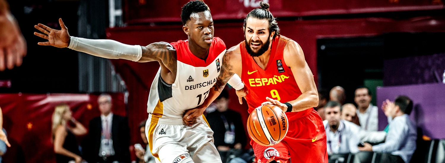 the best attitude 55f74 63316 Rubio, Willy Hernangomez geared up to play for Spain at ...