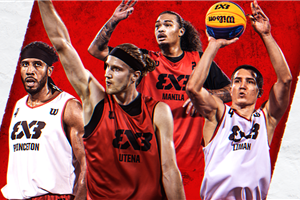Assembling the FIBA 3x3 Doha Masters Dream Team