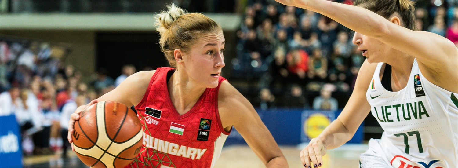 7ba09ede8db Hungary: Last 12 named for Final Round mission - FIBA Women's ...