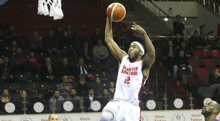 12 Marcus Denmon (Gaziantep) (photo: Samet ALICI)