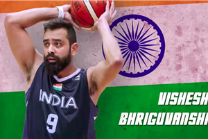 Bhriguvanshi is India's spearhead at Asia Cup