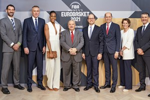 France and Spain confirmed as co-hosts of FIBA Women\'s EuroBasket 2021