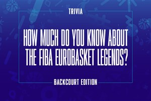 """Order it"" Quiz: Which guards led the stats in FIBA EuroBasket events since 2000?"