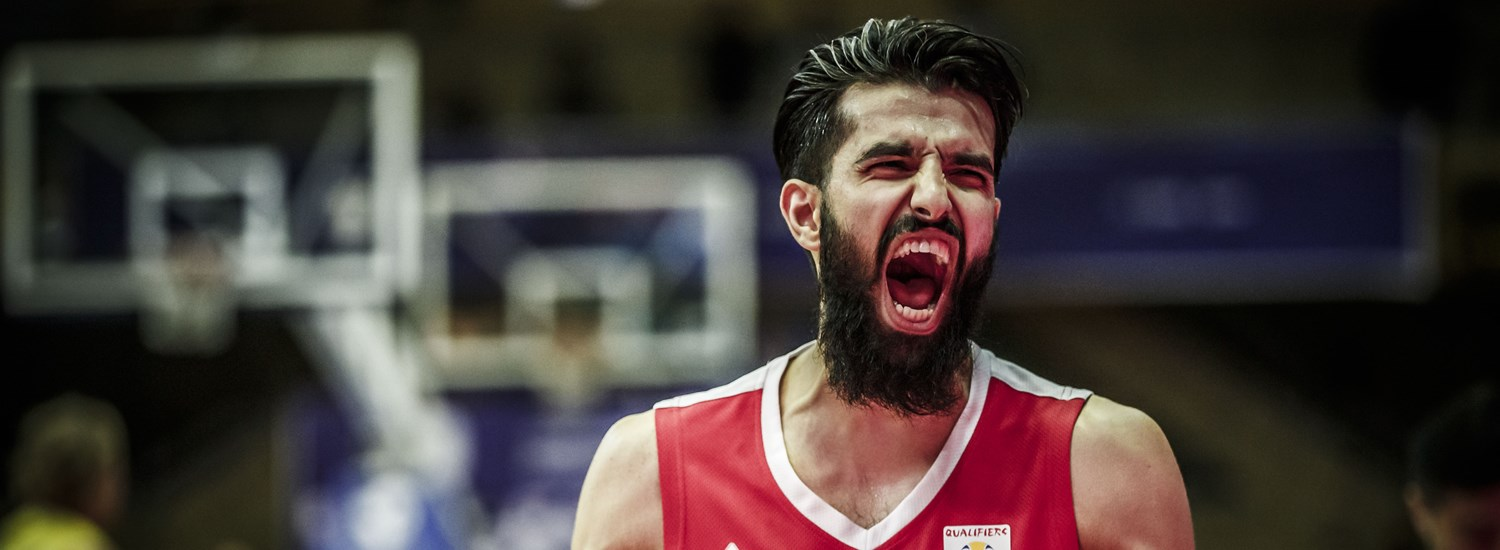 We want to make Iran proud and show the world we are full of talent