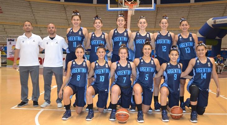 Argentina se quedó con el título del Sudamericano Sub-17 Femenino - South  American U17 Championship for Women 2017 - FIBA.basketball d7b0ee2728410
