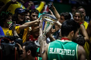 Islamic Republic of Iran v Australia, 2017 FIBA Asia Cup (LBN), Beirut(LBN), Final, 20 August 2017