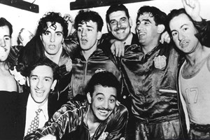 Argentina 1950 World Cup winners