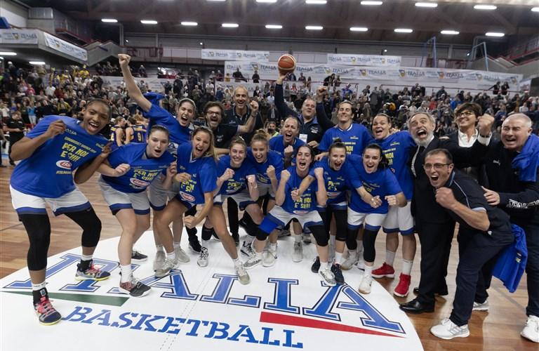 Calendario Eurobasket.Fiba Women S Eurobasket 2019 Qualifiers 2019 Fiba Basketball