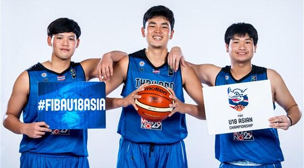 Lebanon - FIBA U18 Asian Championship 2018 - FIBA basketball