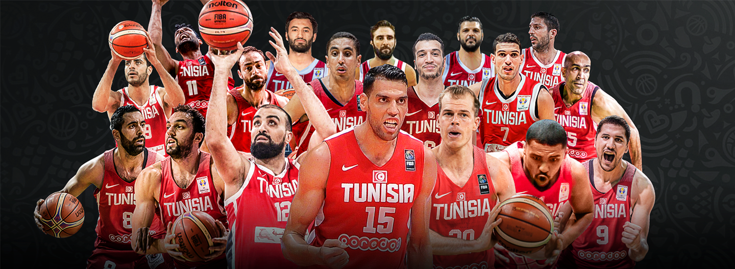 Image result for basketball world cup 2019 tunis team