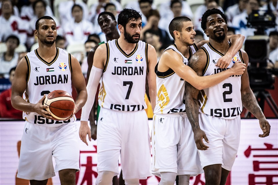 Jordan's Al Hamarsheh excited to go against Sri Lanka and