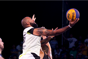 Heat Check: Reliving Corey Campbell\'s FIBA 3x3 World Tour scoring record