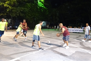 3x3 tournament (Marshall Islands)