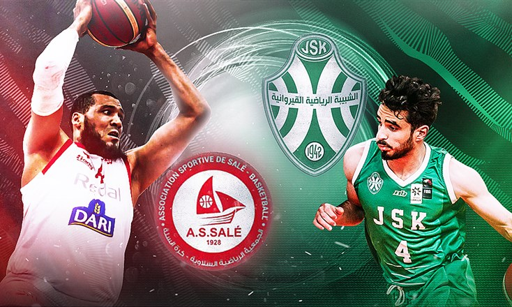 JS Kairouan looking to upset African champions AS Sale in the FINAL-FOUR's opener