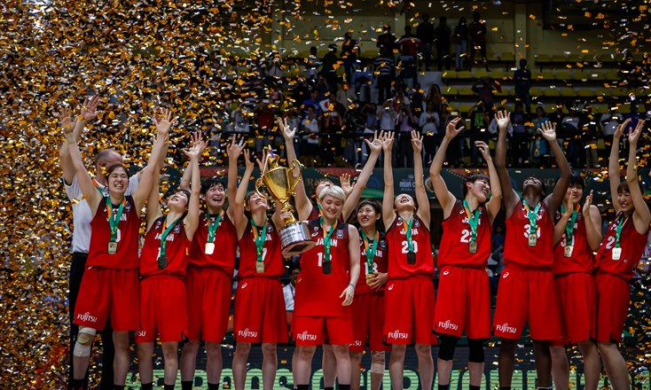 What is at stake at the FIBA Women's Asia Cup 2019?