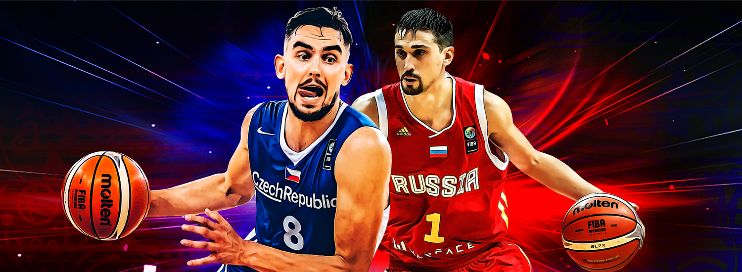 the best attitude f5e60 3474e Czechs go into high gear with Satoransky, Vesely as Shved ...